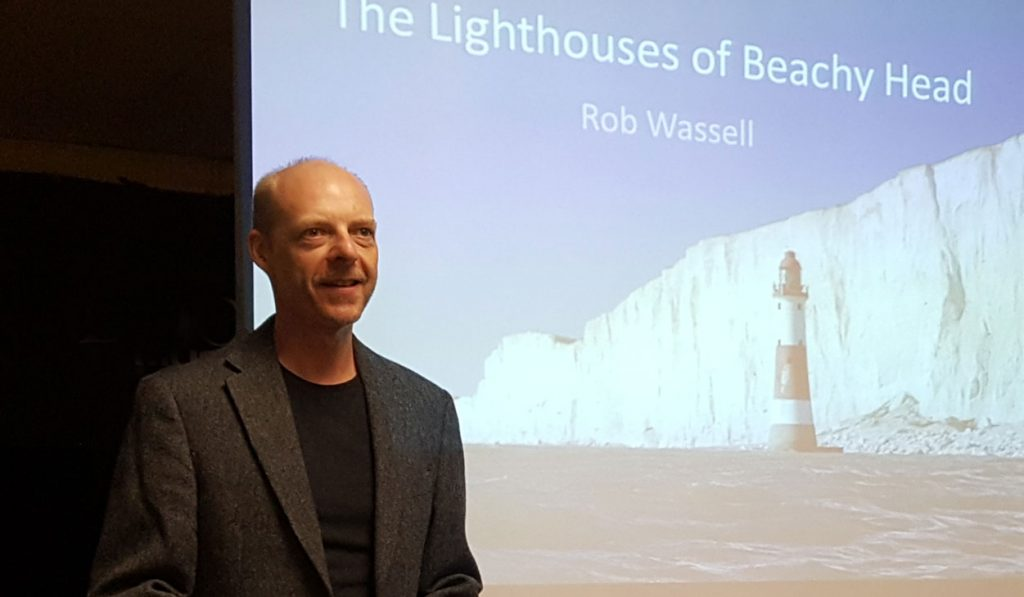 Lighthouse Talk by Rob Wassell
