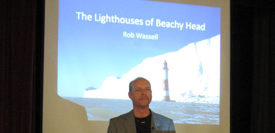 Lighthouse Talks by Rob Wassell