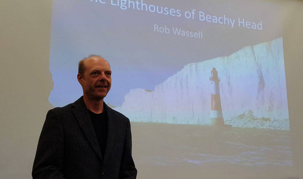 Talk about Lighthouses by Rob Wassell