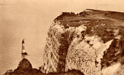 Talk about the History of the Beachy Head Lighthouse