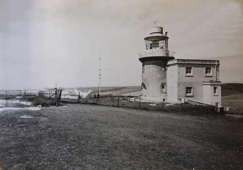 Talk about the History of the Belle Tout Lighthouse